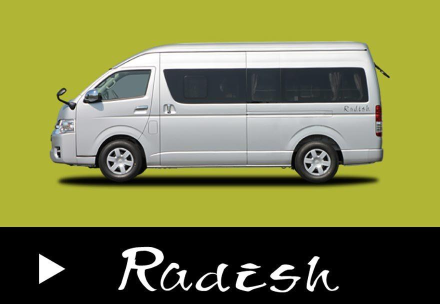 バンコン「 Radish~ラディッシュ」PV